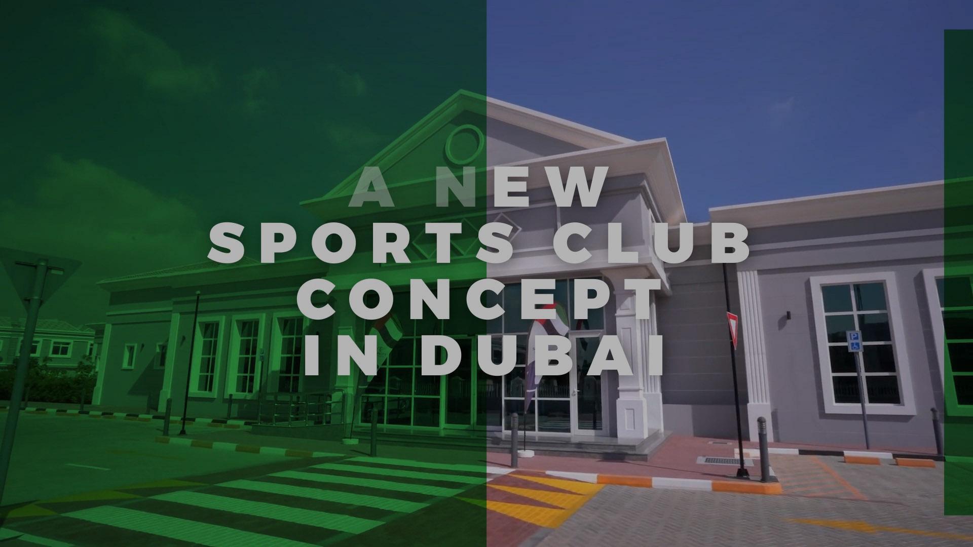 365 Sport Club Dubai