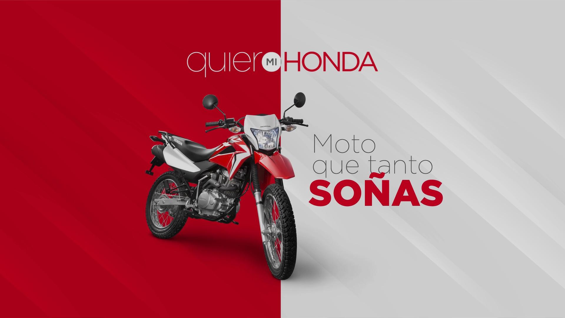Quiero mi Honda